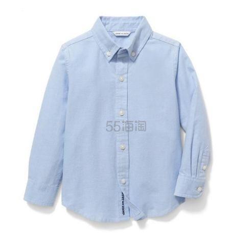 Janie and Jack OXFORD SHIRT 童款衬衫 .99(约122元) - 海淘优惠海淘折扣|55海淘网