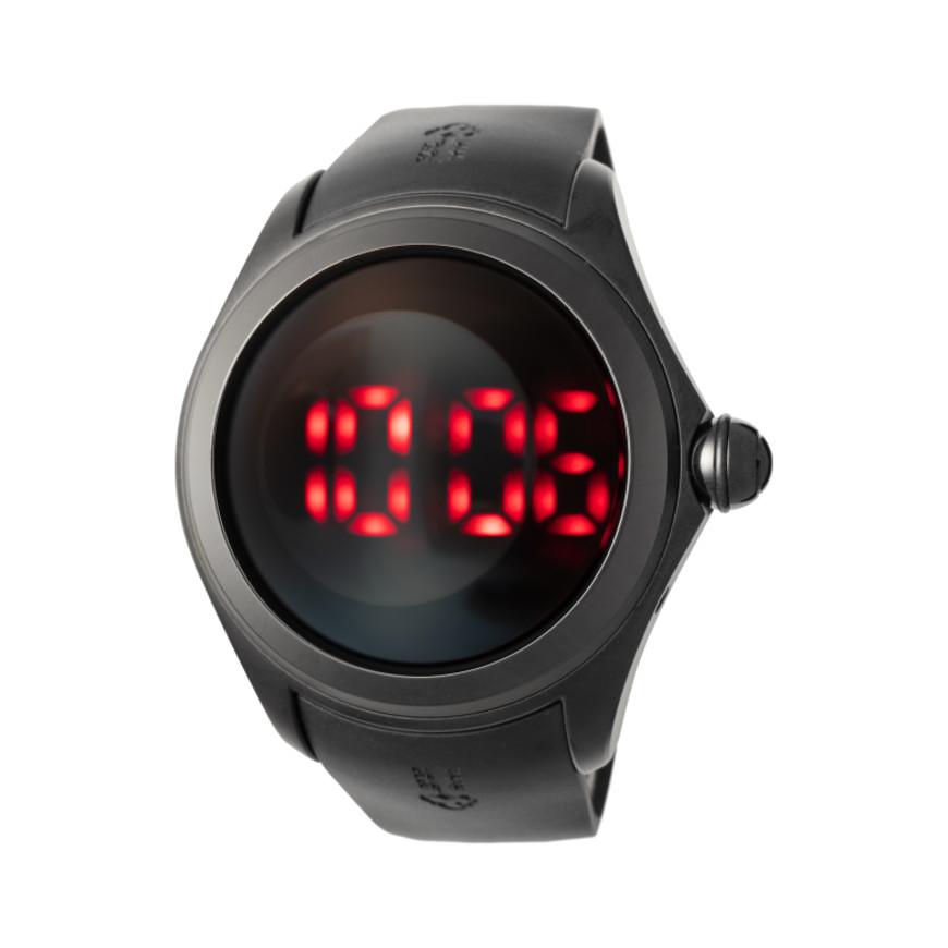 Corum 昆仑 Digital 系列 黑色男士气质腕表 L405-03346