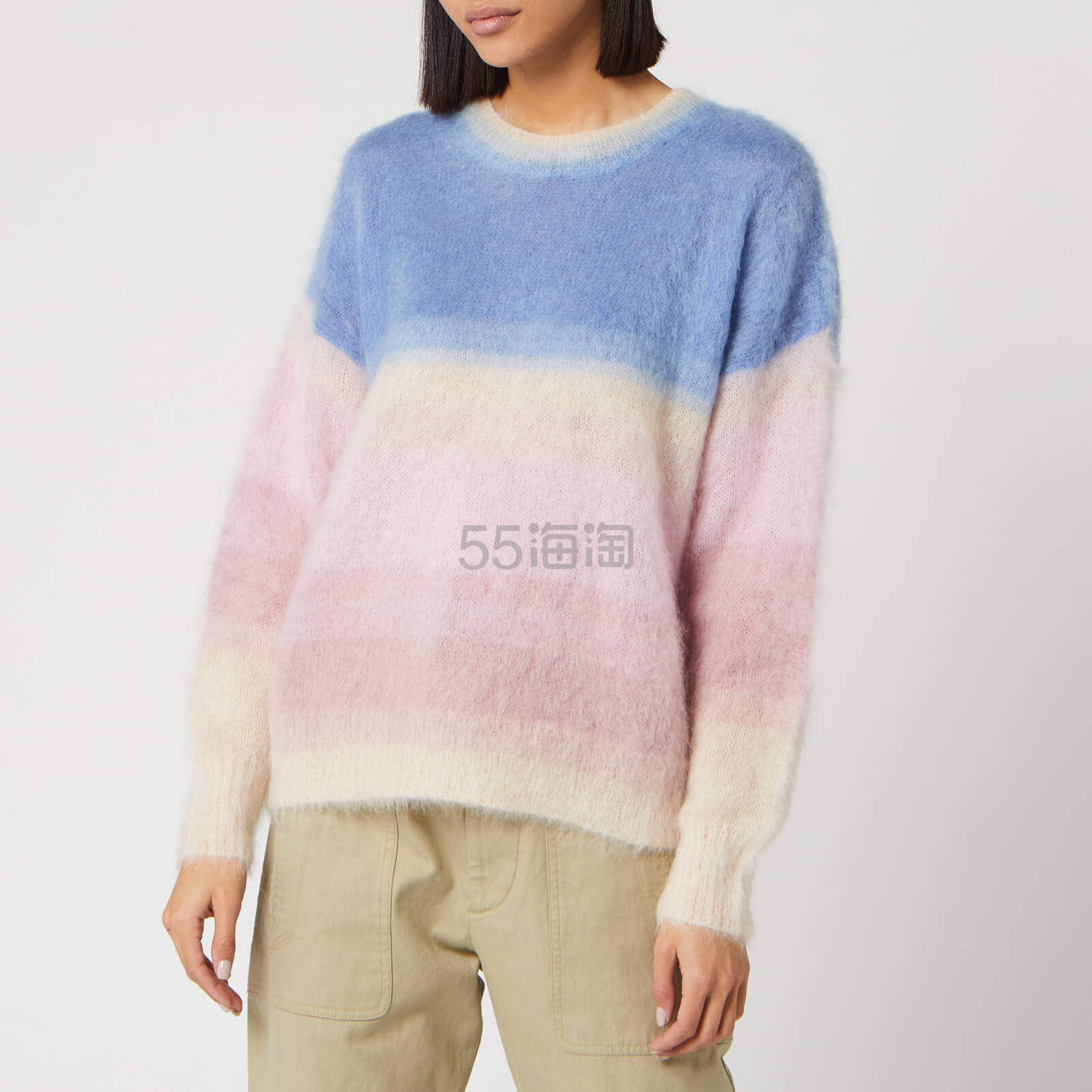 Isabel Marant Étoile 女士渐变针织衫毛衣 ¥2,483.25 - 海淘优惠海淘折扣|55海淘网