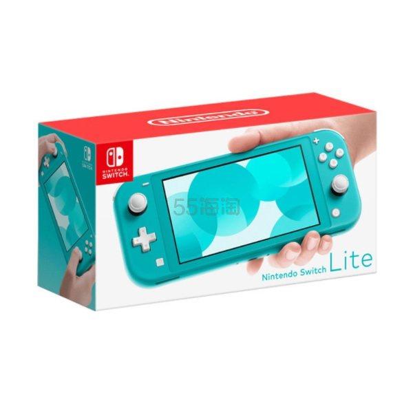 【居家神器】Nintendo 任天堂 Switch NS mini lite 新款主机 便携掌上游戏机 1269元 - 海淘优惠海淘折扣 55海淘网