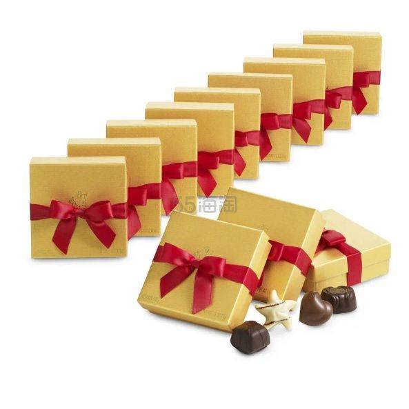 Godiva 歌帝梵 什锦巧克力礼盒装 12件套 4颗/件