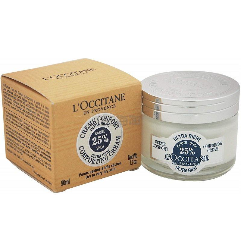 【中亚Prime会员】LOccitane 欧舒丹 25%乳木果丰凝润泽面霜 到手价226元 - 海淘优惠海淘折扣|55海淘网