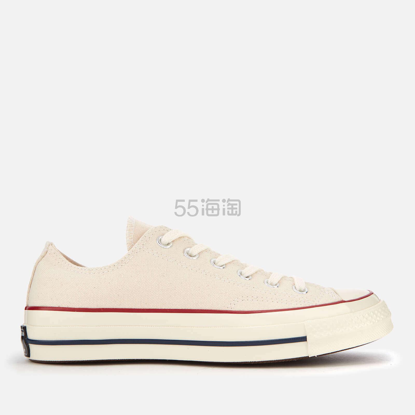 【码全 一双免邮】Converse Chuck 70 Ox 帆布鞋 ¥447.2 - 海淘优惠海淘折扣|55海淘网