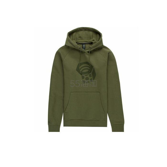码全~Mountain Hardwear 山浩 Logo Pullover Hoodie 男款套头衫卫衣 .98(约311元) - 海淘优惠海淘折扣|55海淘网