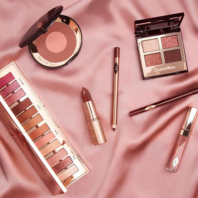 Space NK UK:CHARLOTTE TILBURY 新品 pillow talk全系列彩妆