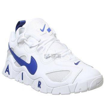 Nike Air Barrage 蓝色 swoosh 气垫运动鞋 1(约1,043元) - 海淘优惠海淘折扣|55海淘网
