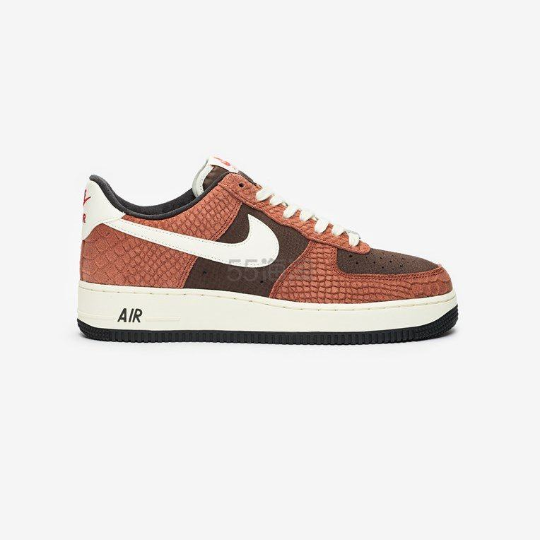 Nike Sportswear Air Force 1 立体纹路低帮运动鞋 9(约891元) - 海淘优惠海淘折扣 55海淘网