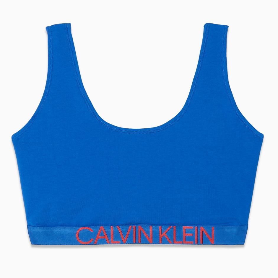 Calvin Klein 官网 休闲运动 Logo 内衣文胸