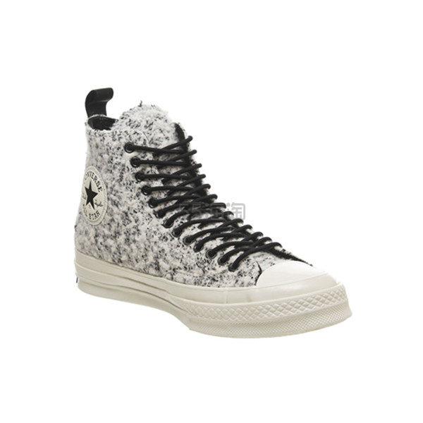 【5码】Converse All Star Hi 70s 高帮帆布鞋 (约331元) - 海淘优惠海淘折扣|55海淘网