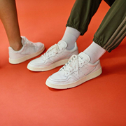 adidas Originals Supercourt 休闲小白鞋