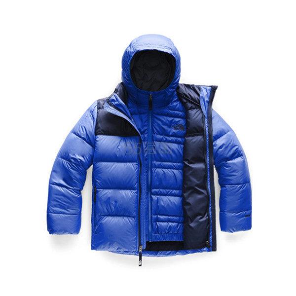 THE NORTH FACE 童款双层羽绒服棉衣 9(约963元) - 海淘优惠海淘折扣|55海淘网