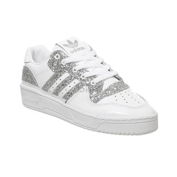 Adidas Rivalry 两片拼接运动休闲鞋 (约408元) - 海淘优惠海淘折扣|55海淘网