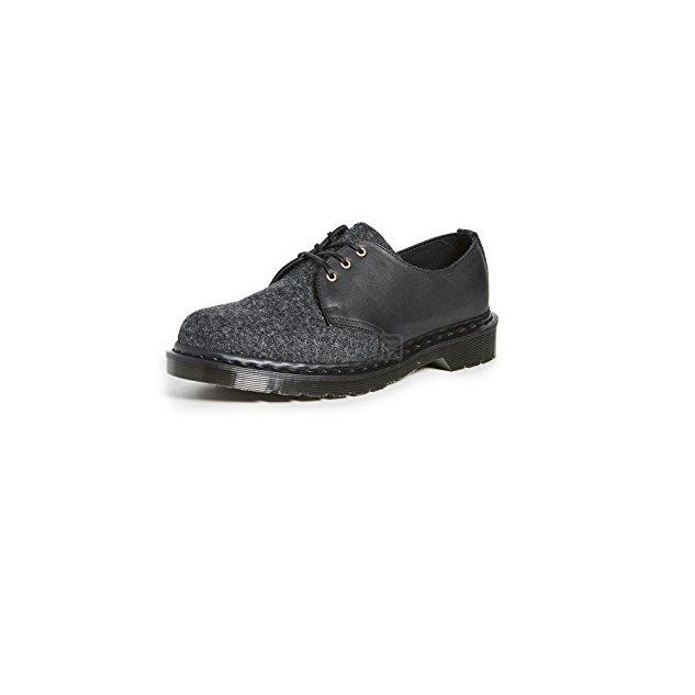 Dr. Martens 英国制作经典 1461 3 孔鞋 0(约1,521元) - 海淘优惠海淘折扣 55海淘网