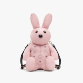 MCM Zoo Rabbit Backpack 粉色小兔双肩包