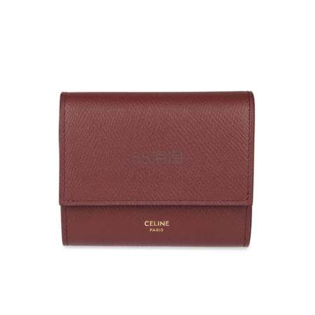 CELINE Essential 三折小钱包 0(约4,069元) - 海淘优惠海淘折扣|55海淘网