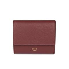 CELINE Essential 三折小钱包