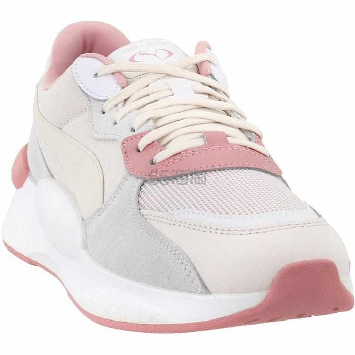 Puma 彪马 RS 9.8 Space 粉色拼色运动鞋 .95(约207元) - 海淘优惠海淘折扣|55海淘网