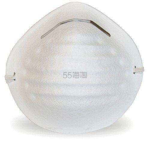 补货!【中亚Prime会员】BRUFER 头戴式防尘口罩 100个装 到手价627元 - 海淘优惠海淘折扣|55海淘网