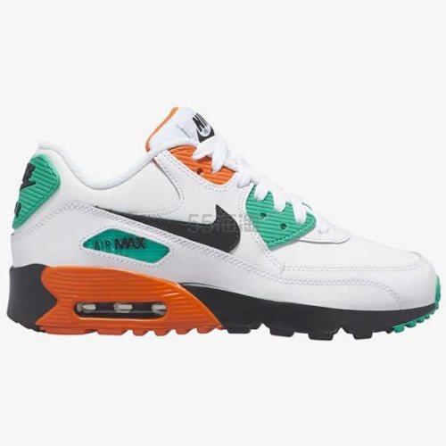 Nike 耐克 Air Max 90 大童款气垫运动鞋 .99(约483元) - 海淘优惠海淘折扣 55海淘网