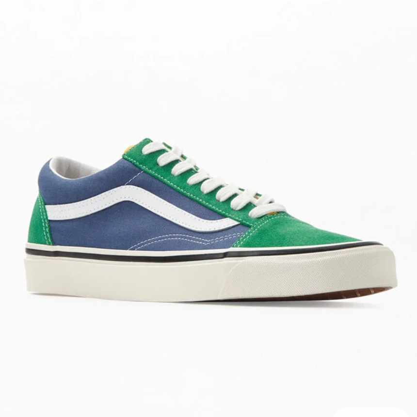 Vans 万斯 Anaheim Factory Old Skool 36 DX 平底鞋