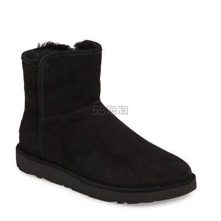 5码有货~UGG Abree II Genuine 雪地靴 .11(约505元) - 海淘优惠海淘折扣|55海淘网