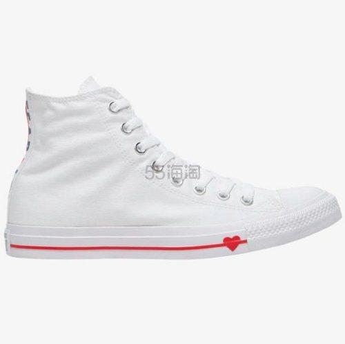 【额外7.5折】Converse 匡威 All Star 男子高帮帆布鞋