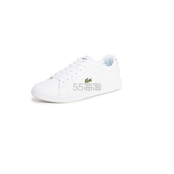 Lacoste 法国鳄鱼 Carnaby 运动鞋 .5(约452元) - 海淘优惠海淘折扣|55海淘网