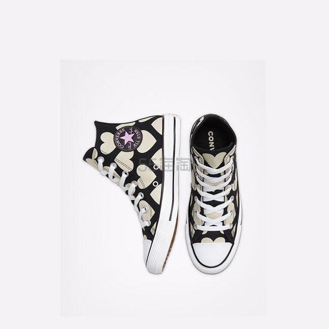 Converse Chuck Taylor All Star 爱心帆布鞋 (约311元) - 海淘优惠海淘折扣|55海淘网