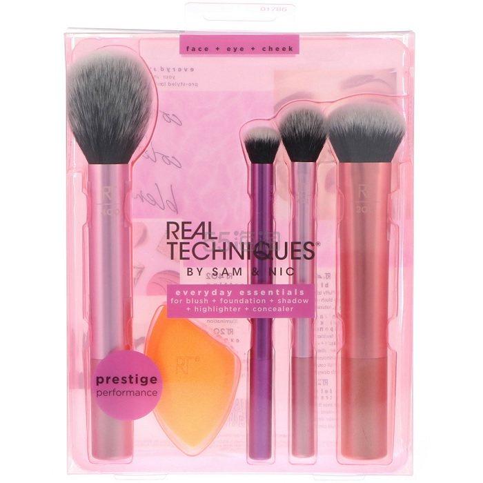 【满立减】Real Techniques  化妆刷套装 .99(约76元) - 海淘优惠海淘折扣|55海淘网