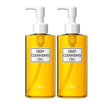 好价!DHC(蝶翠诗)橄榄卸妆油2瓶组 200ml*2