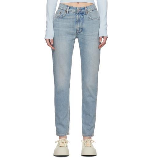 Acne Studios Blå Konst Melk 蓝色牛仔裤