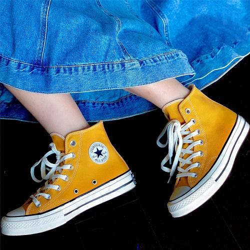 Converse 英国官网:精选时尚帆布鞋