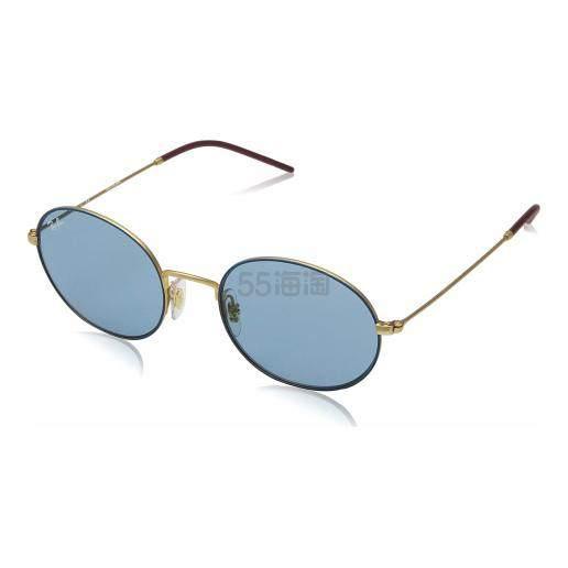 RayBan 雷朋 浅蓝色太阳镜 .99(约346元) - 海淘优惠海淘折扣|55海淘网