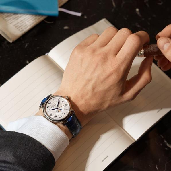 Jomashop:精选 Montblanc 万宝龙 经典腕表、钱包等