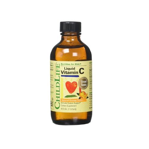 ChildLife 童年时光 维他命C补充液 香橙味 118.5ml