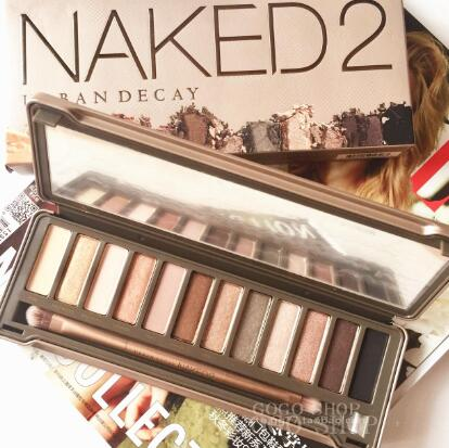 Urban Decay 衰败城市 NAKED2 眼影盘
