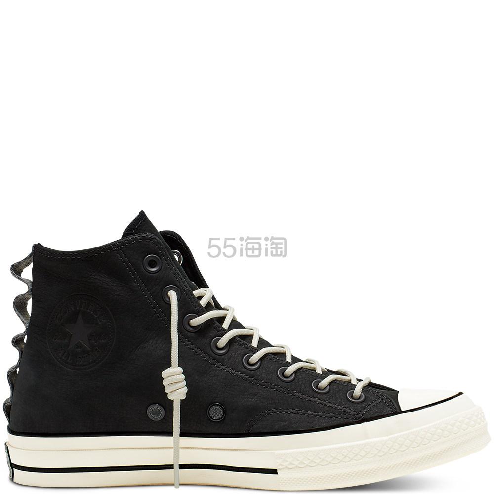 Converse 匡威 Chuck 70 黑色高帮鞋 £54.99(约499元) - 海淘优惠海淘折扣|55海淘网