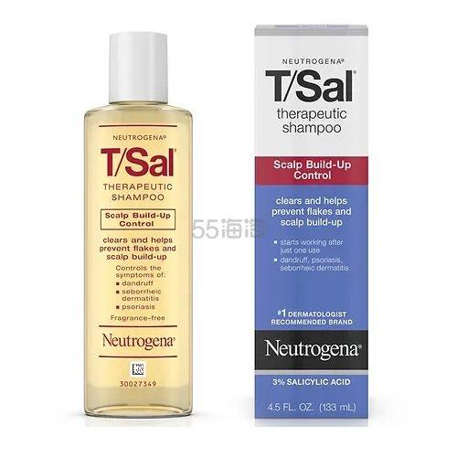 Neutrogena 露得清 T/Sal 系列 去屑配方洗发水 .99(约41元) - 海淘优惠海淘折扣|55海淘网