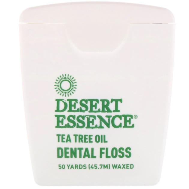 Desert Essence 茶树油牙线 45.7米