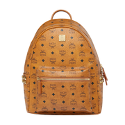 MCM 美国官网 Stark Side Studs Backpack in Visetos 双肩包