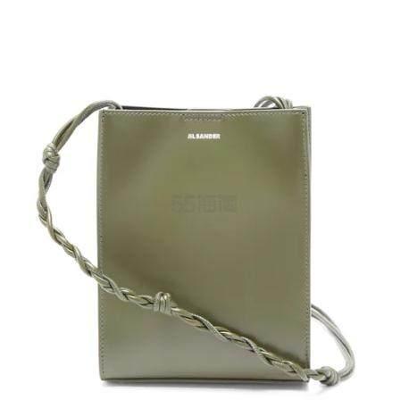 JIL SANDER Tangle 绿色小号包包 €467.5(约3,531元) - 海淘优惠海淘折扣 55海淘网