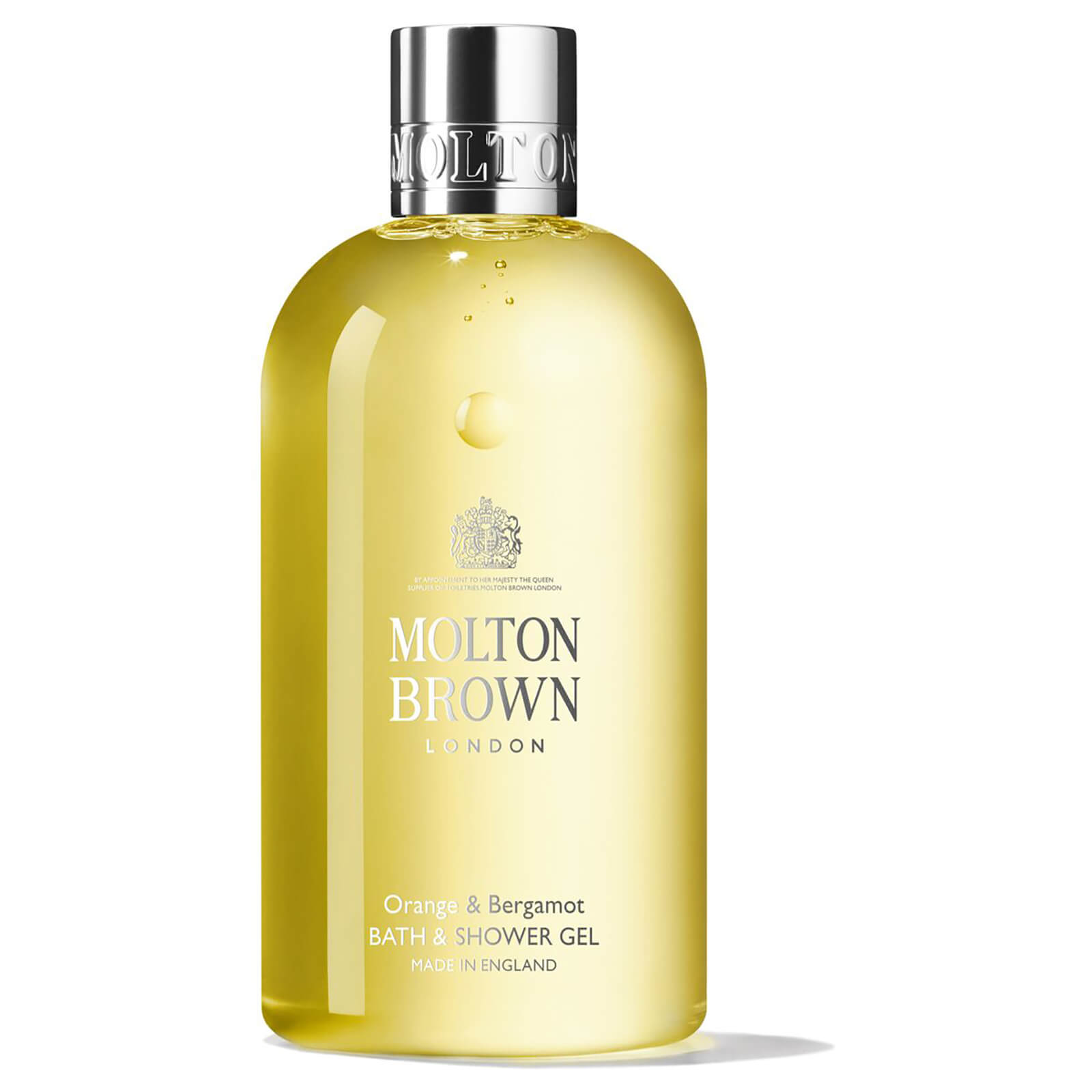 Molton Brown 摩顿布朗 柑橘佛手柑沐浴露 300ml