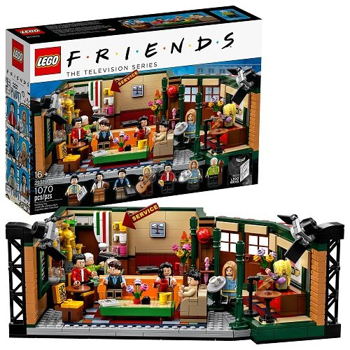 LEGO 乐高 IDEAS《老友记》 21319