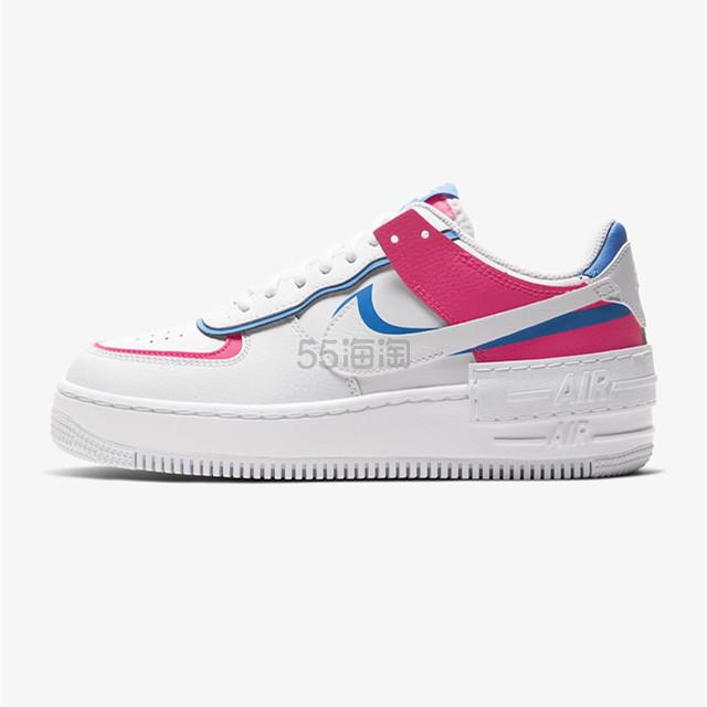 Nike 耐克 AF1 Shadow 拼色女子运动鞋 ¥899 - 海淘优惠海淘折扣|55海淘网