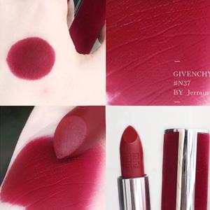 Givenchy Le Rouge Deep Velvet Lipstick #N37