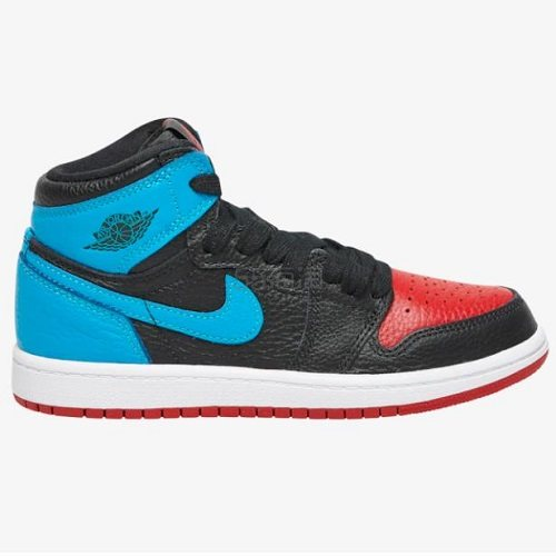 乔丹 Air Jordan 1 NC To Chi 中童款 篮球鞋 反转警灯 (约554元) - 海淘优惠海淘折扣|55海淘网