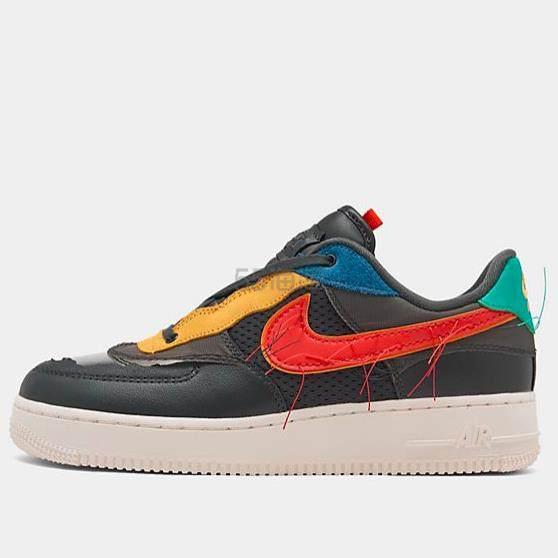 Nike 耐克 Air Force 1 Low BHM 男子板鞋 黑人月 男子板鞋 0(约901元) - 海淘优惠海淘折扣|55海淘网