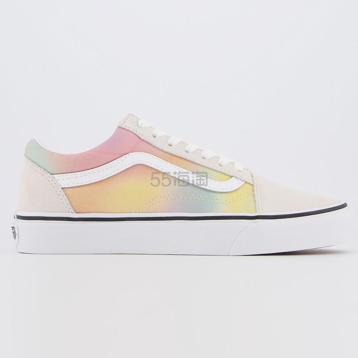Vans Old Skool 女款渐变滑板鞋 (约589元) - 海淘优惠海淘折扣|55海淘网
