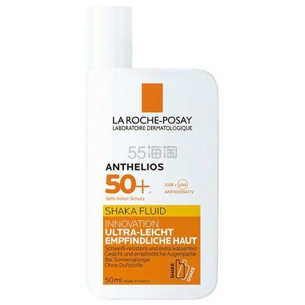 La Roche-Posay 理肤泉大哥大黄标轻盈防晒乳 LSF50+ 50ml €17.62(约134元) - 海淘优惠海淘折扣|55海淘网