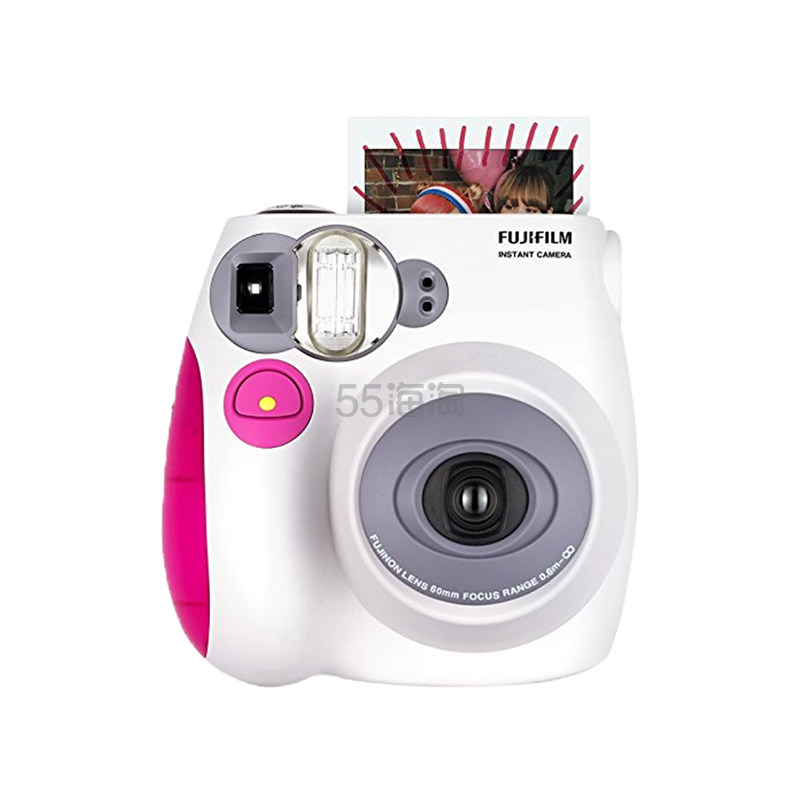 FUJIFILM 富士 INSTAX 一次成像相机 MINI7s相机 ¥299 - 海淘优惠海淘折扣|55海淘网